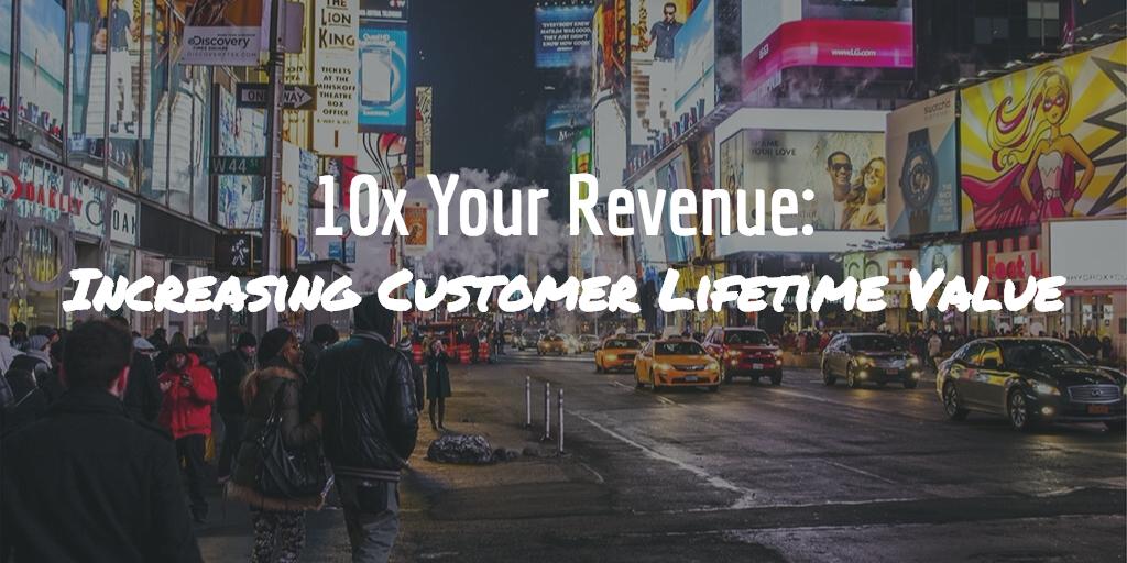 10x Your Revenue: Increasing Customer Lifetime Value via @Sellbrite #LTV #ecommerce #commerce #customer #revenue thumbnail