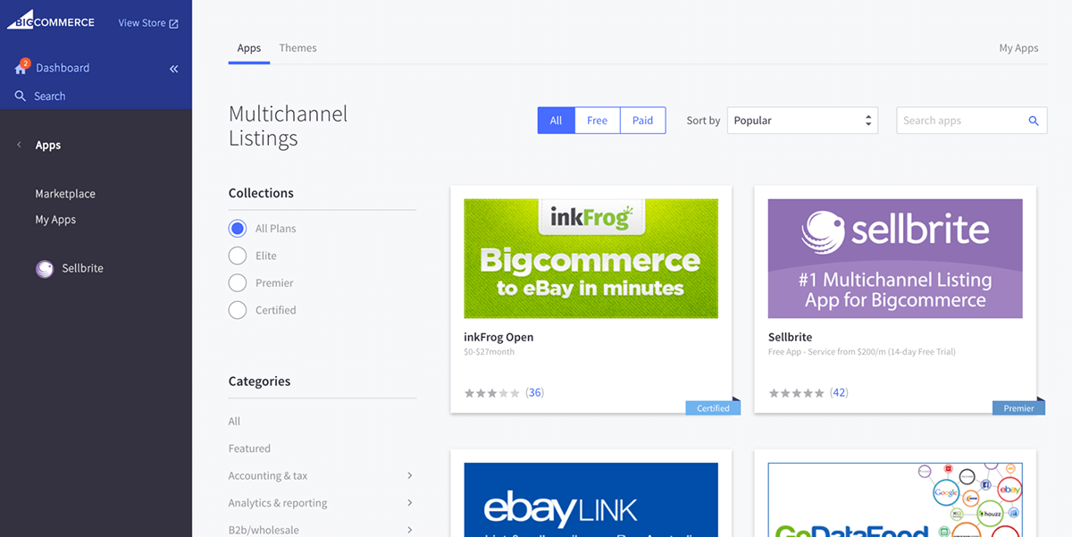 How to Expand your BigCommerce Store to Sell on Walmart ...