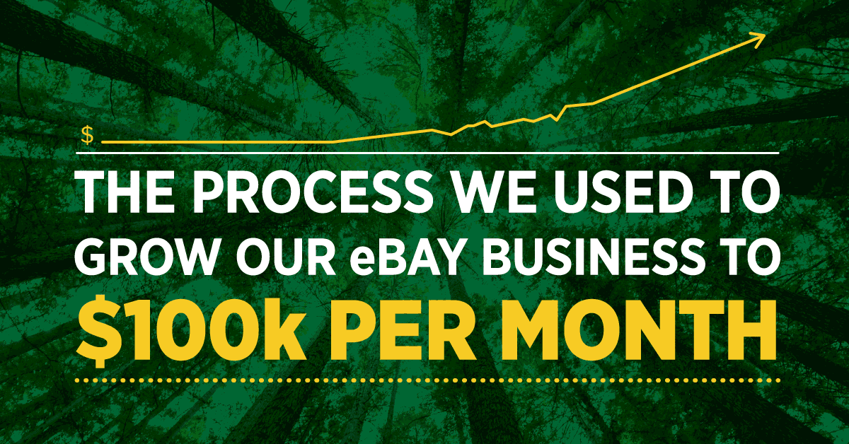 how to grow an ebay store