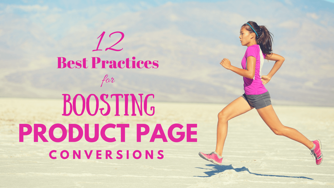 Website product page conversion boost tips