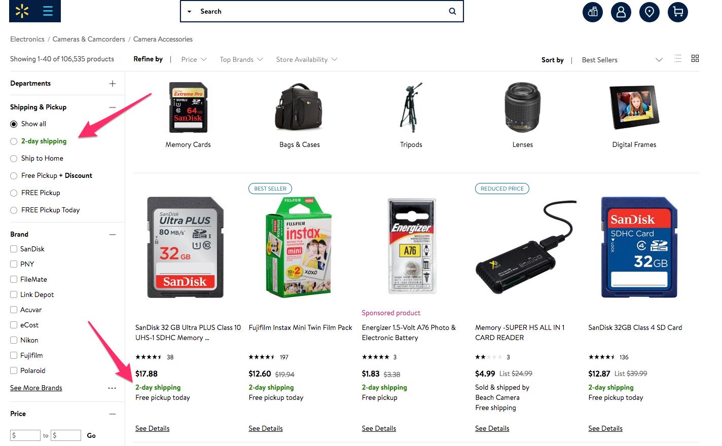 Walmart Sellers Increase Sales