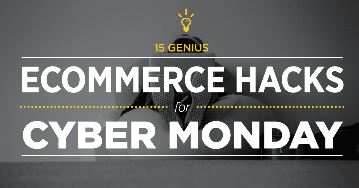 Cyber Monday tips and tricks