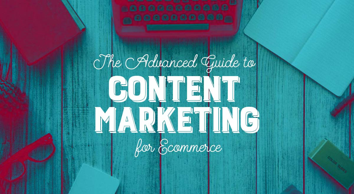 ecommerce content marketing guide checklist