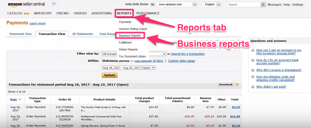 Sell Smarter on Amazon: The Metrics You Need to Be Tracking