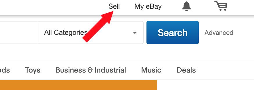 how to add ebay listing