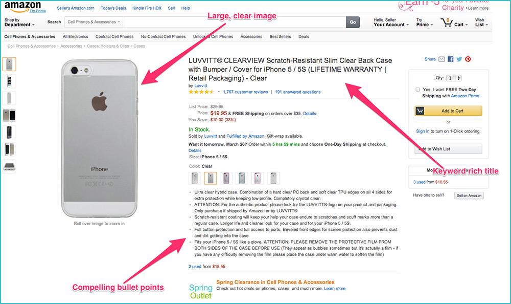 amazondomination pt 3 creating a unique product listing sellbrite. Black Bedroom Furniture Sets. Home Design Ideas