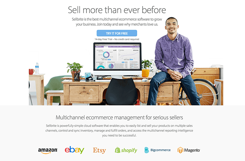 1 Multi-Channel Selling Software for eBay, Amazon, & More