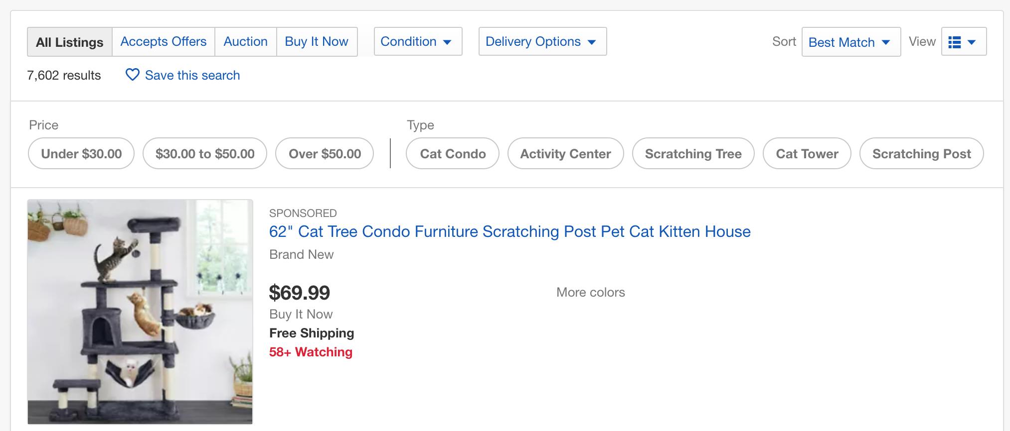 promoted listing on ebay