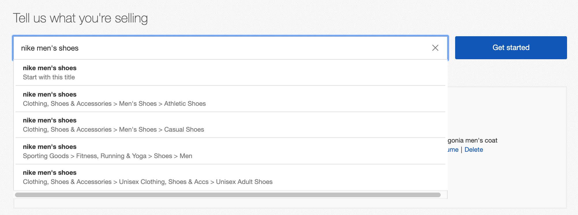 quick listing tool ebay