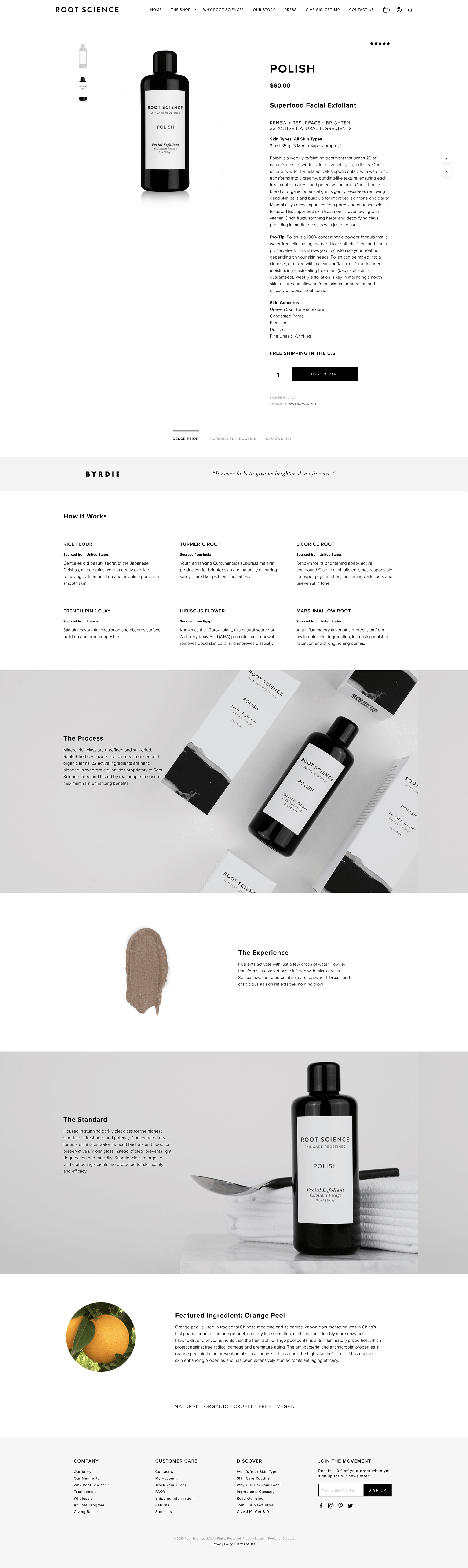 Root Science Skincare
