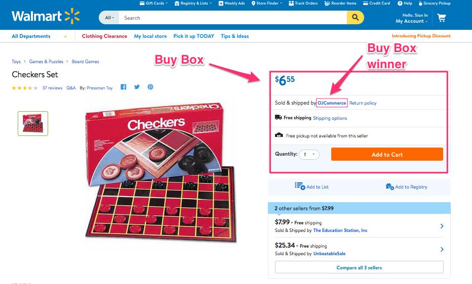 Walmart Seller Central >> Walmart Vs Amazon The Seller S Guide Sellbrite