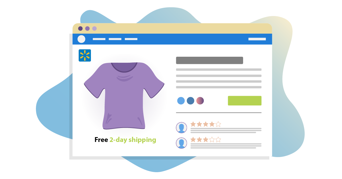 Walmart Free 2-Day Shipping